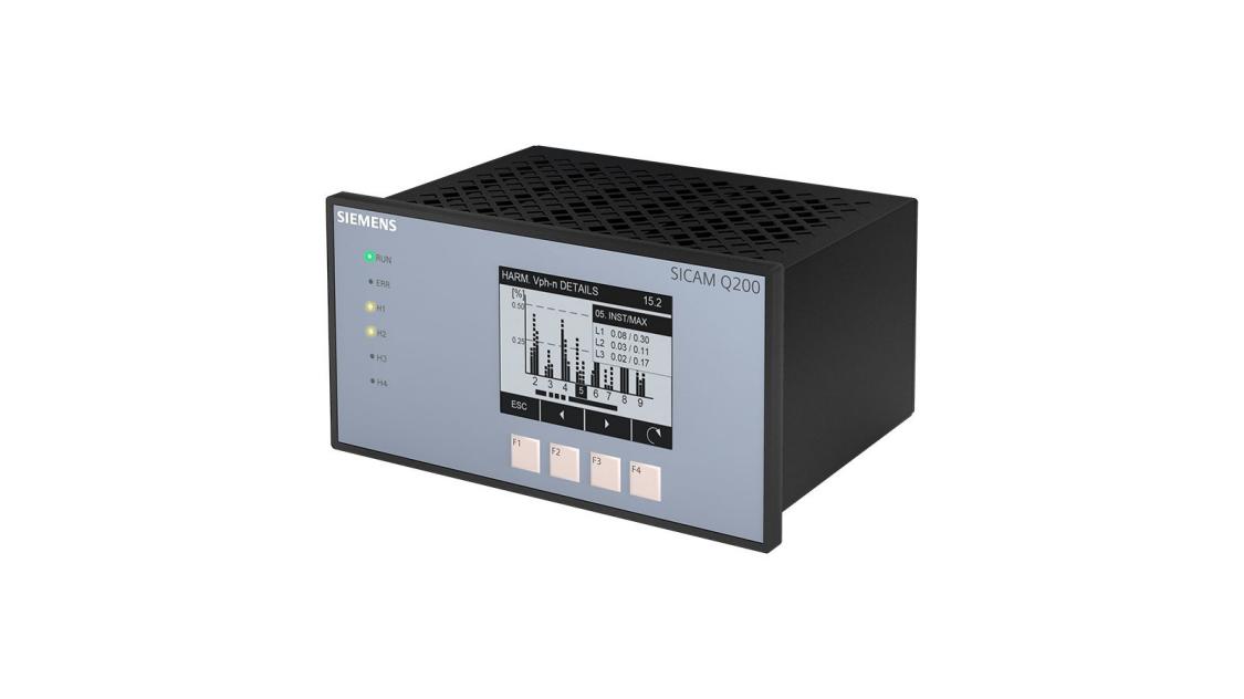 Rejestrator jakości energii SICAM Q200
