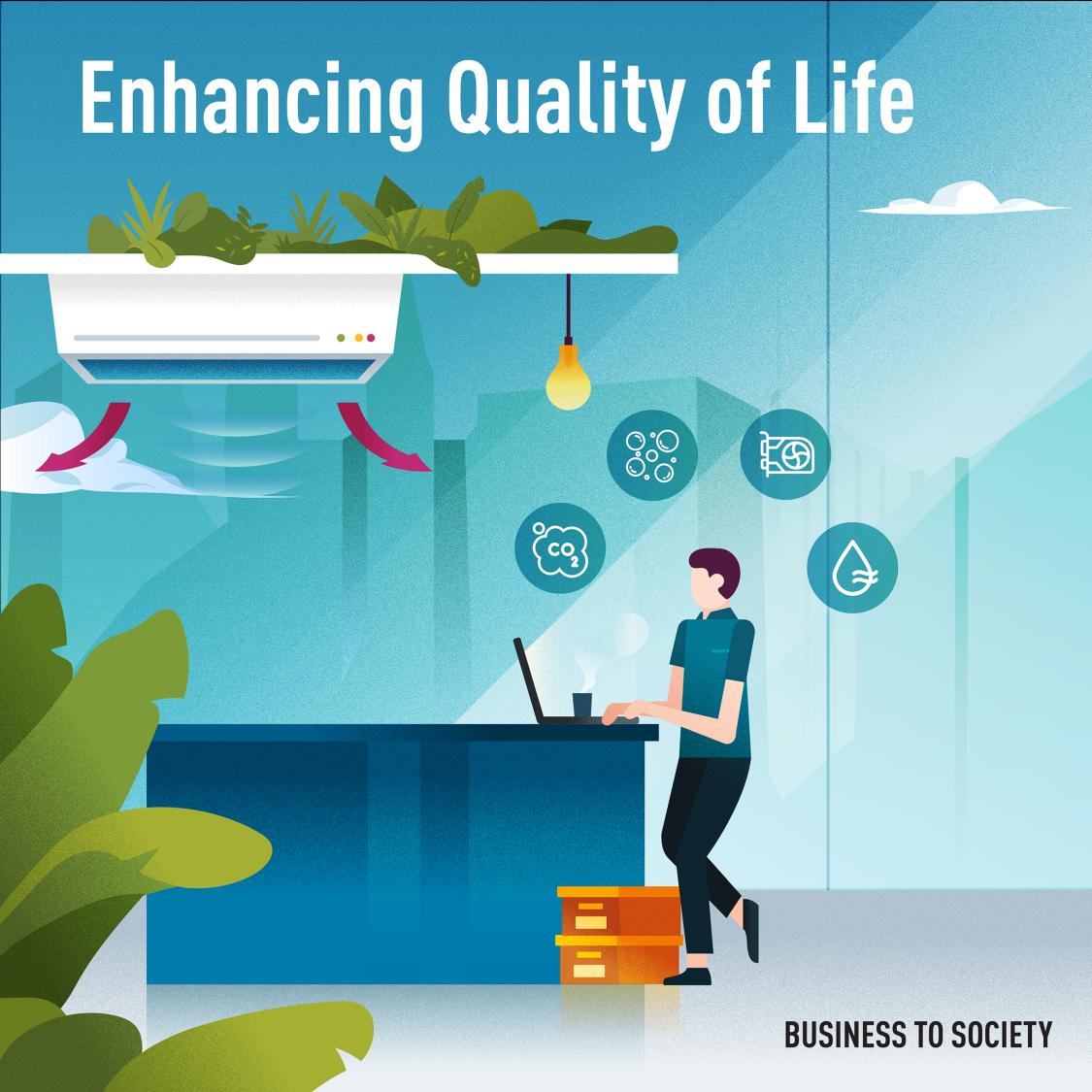 Enhancing quality of life