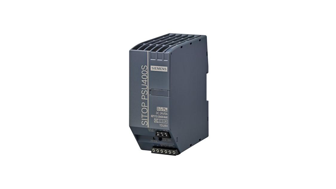 Product image of DC/DC converter 48 V DC, 24 V DC/5 A