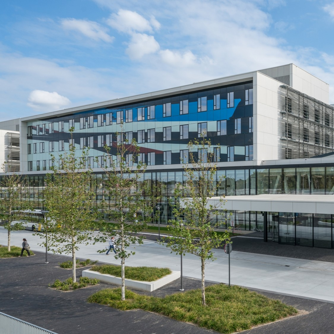 Sint-Maarten Hospital in Belgium