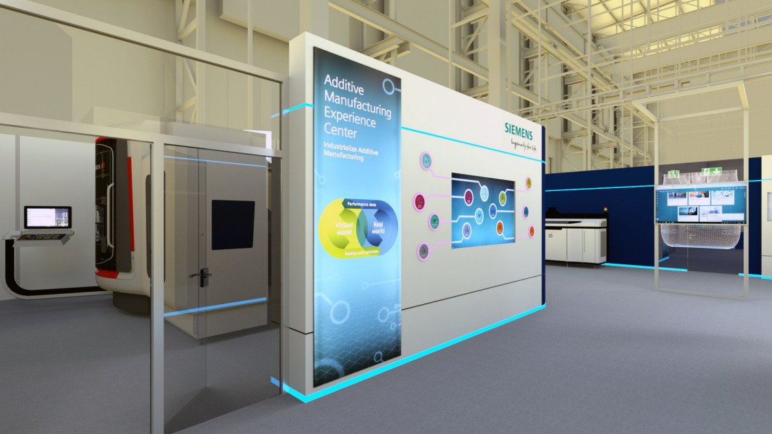 The Additive Manufacturing Experience Center (AMEC)