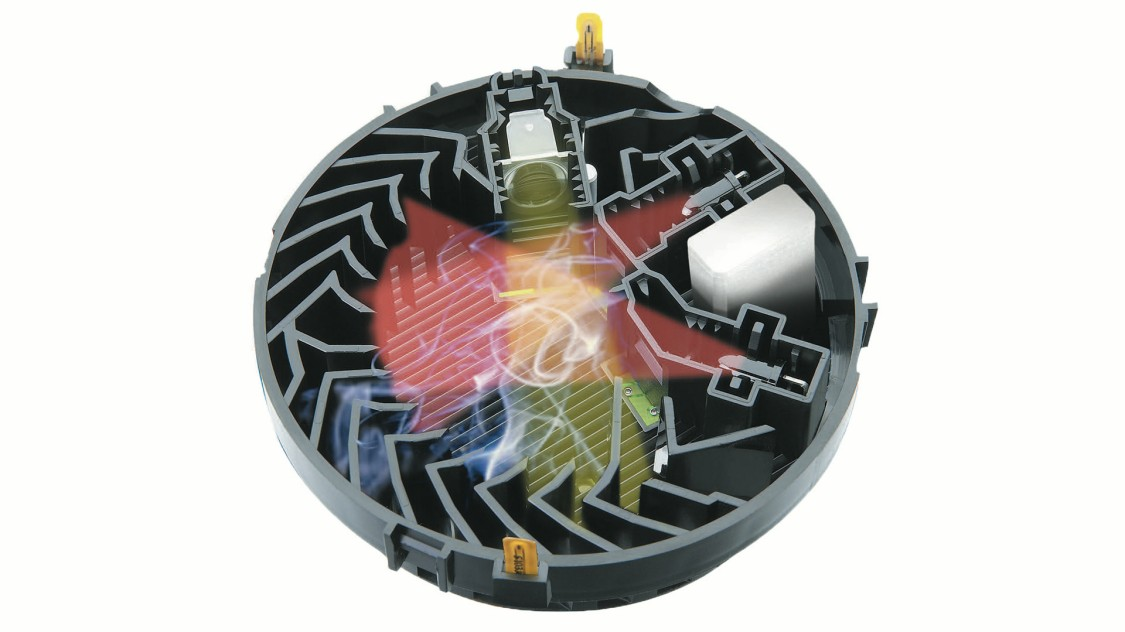 ASA fire detection technology