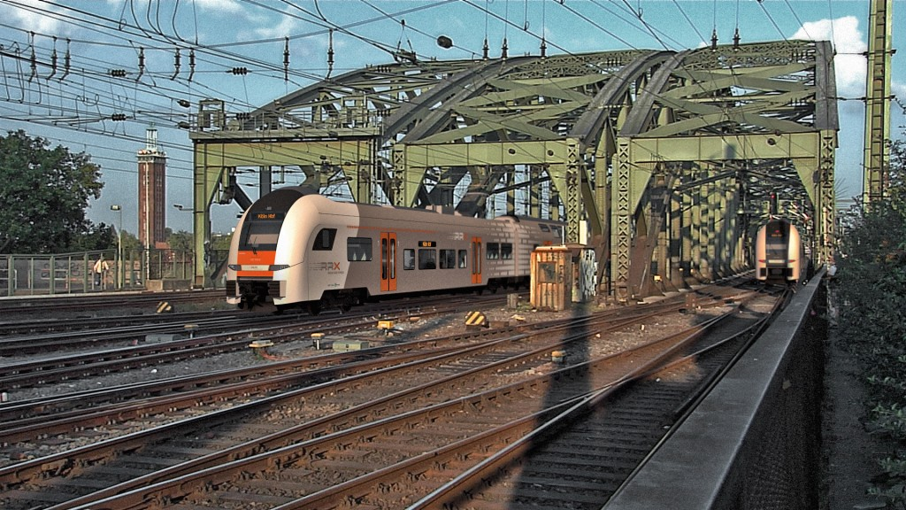 Billion-euro order: Siemens to build Rhine-Ruhr express – 82 Desiro HC