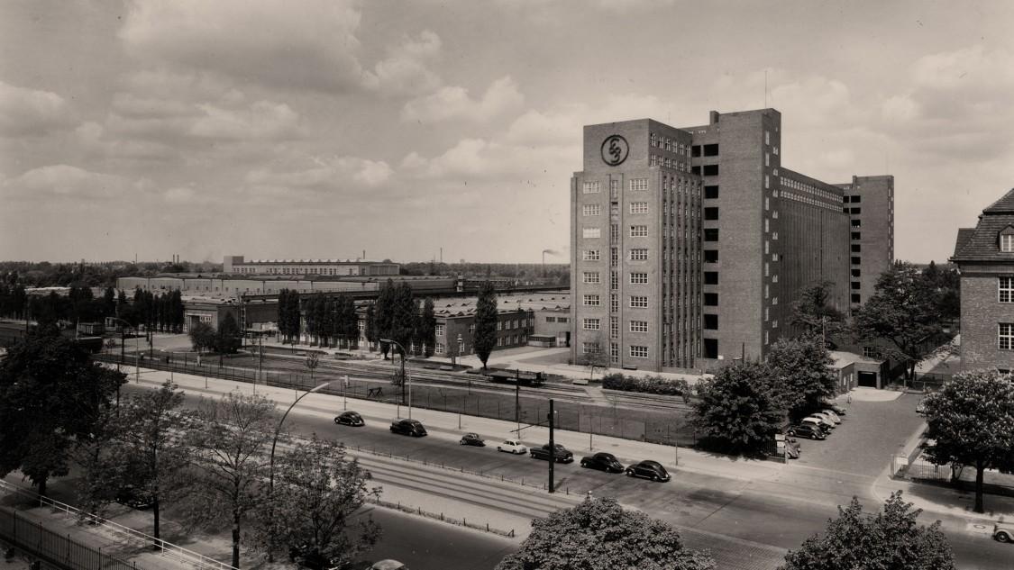 Schaltwerk-Hochhaus