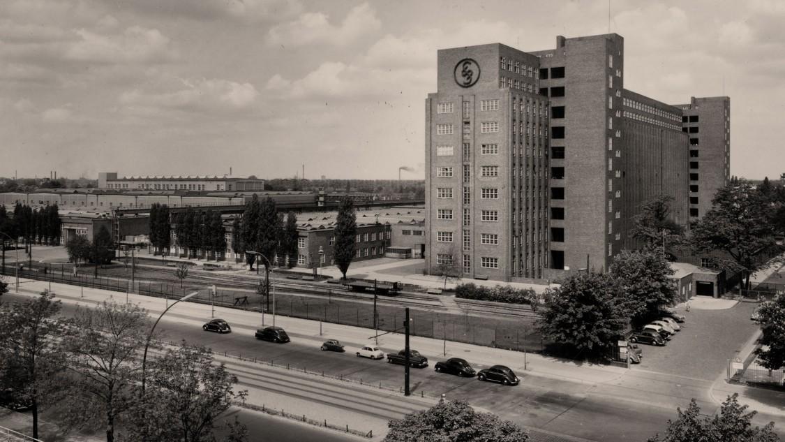 Siemens in Berlin – The Schaltwerk high-rise building