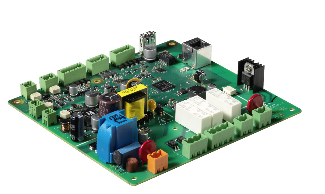 Controller for heat recovery ventilation applications