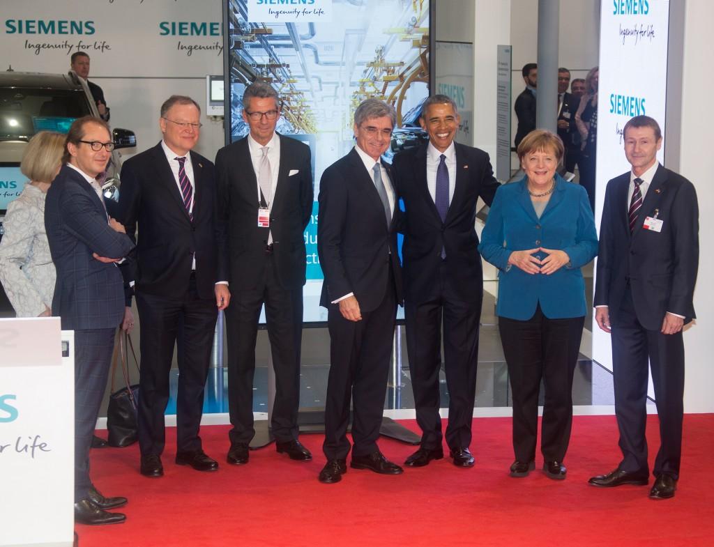 160 Jahre Siemens in den USA