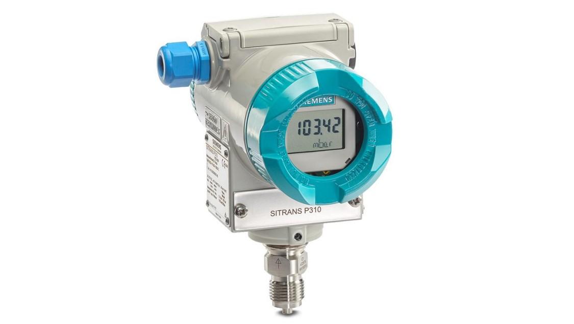 Цифровой датчик давления SITRANS P310