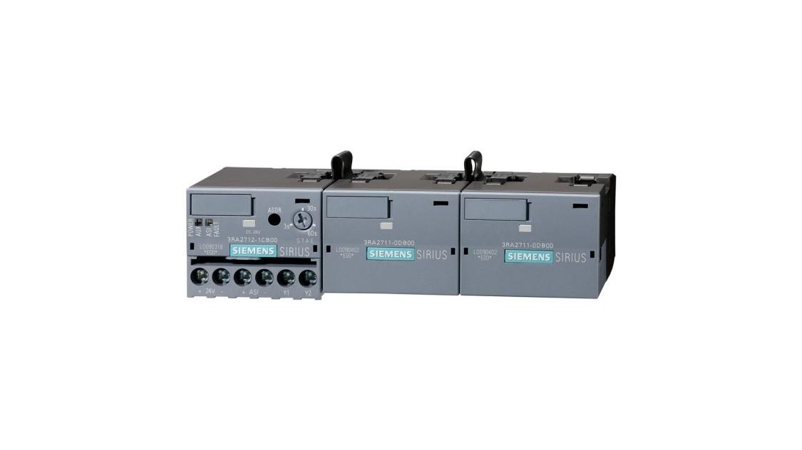 与接触器相连的功能模块 SIRIUS 3RA27