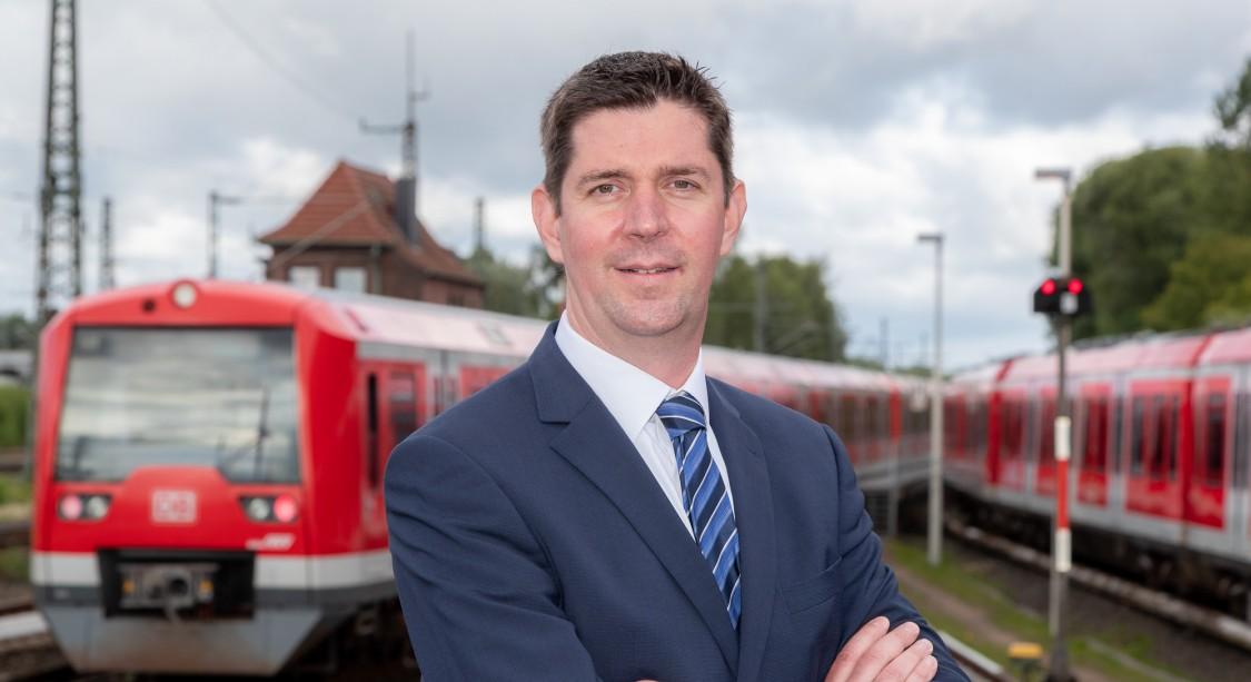 Jan Schröder, Projektleiter Digitale S-Bahn Hamburg, Deutsche Bahn, über die Vorteile von ATO über ETCS.