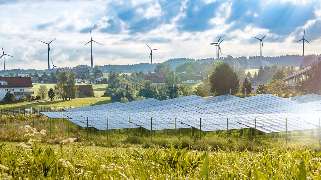Энергия из возобновляемых источников