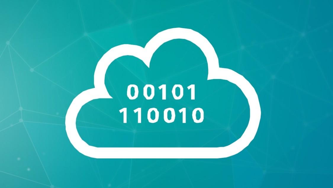 Daten gehen in die Cloud