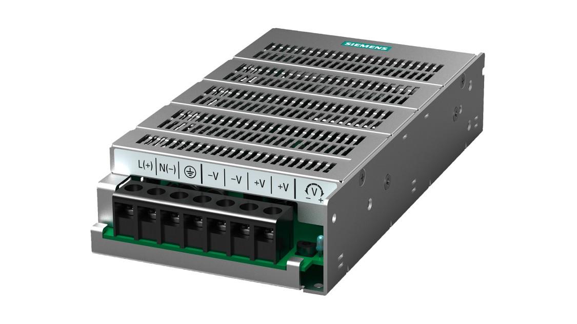 SITOP PSU100D、単相、DC 24 V/6.2 Aの製品画像