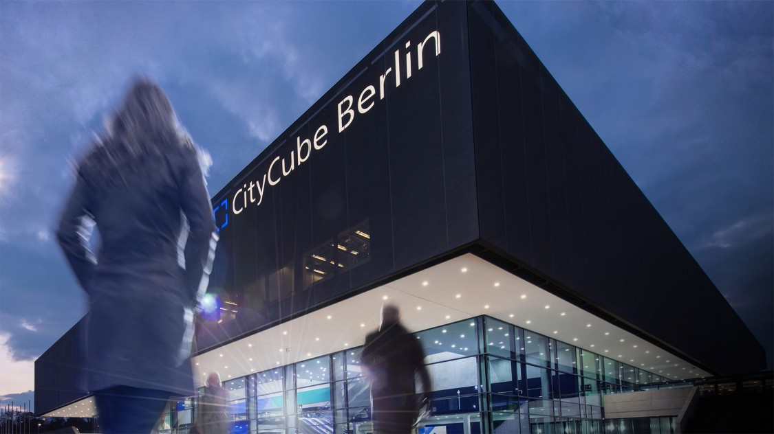 CityCube: prepared for all events