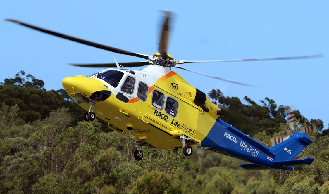Helicopter emergency services need to access difficult and remote environments