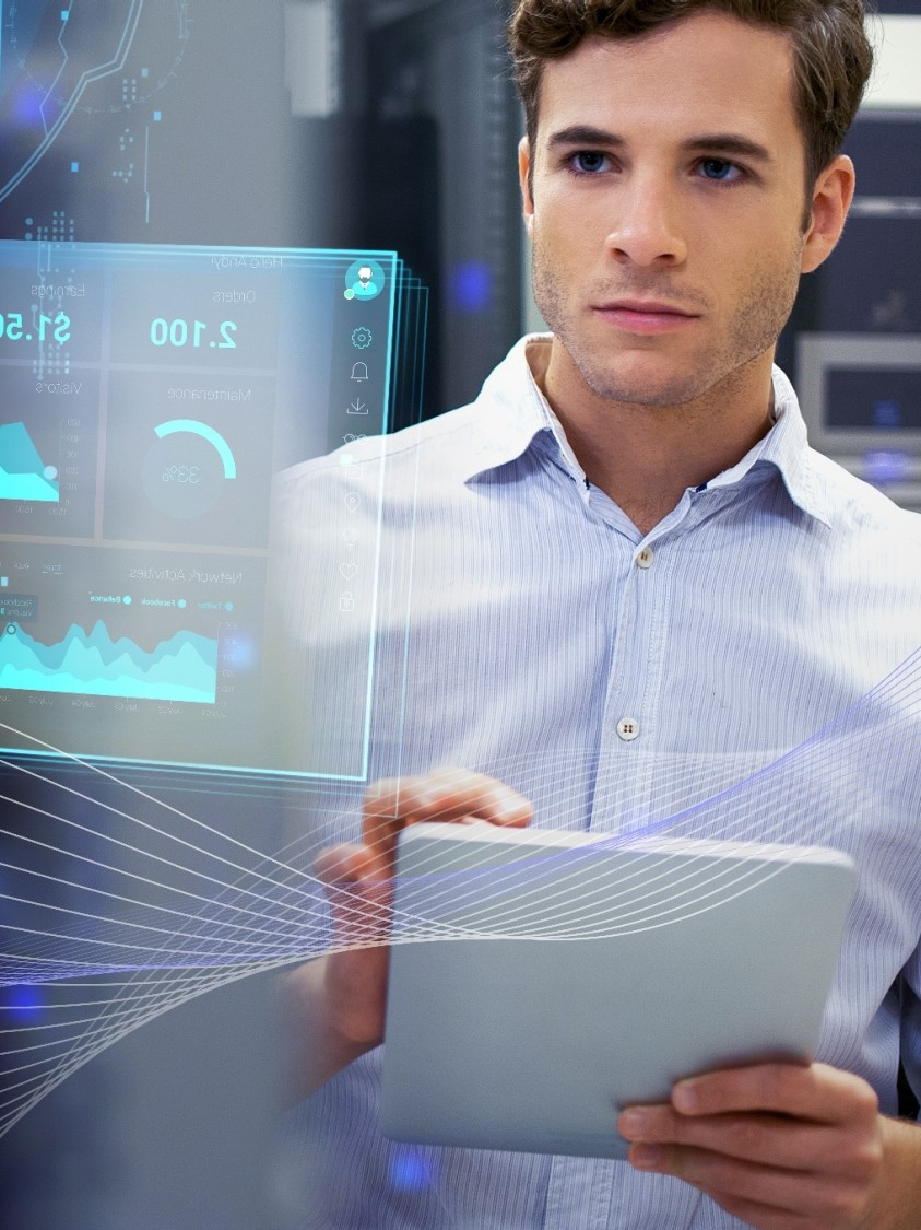 Всесторонний ассортимент продукции для цифровых подстанций