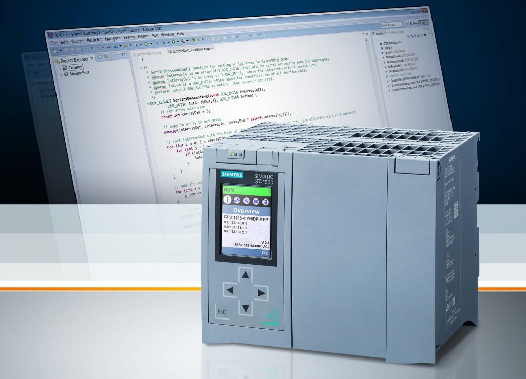 Multifunktionale Controller-Plattform für die Automatisierung