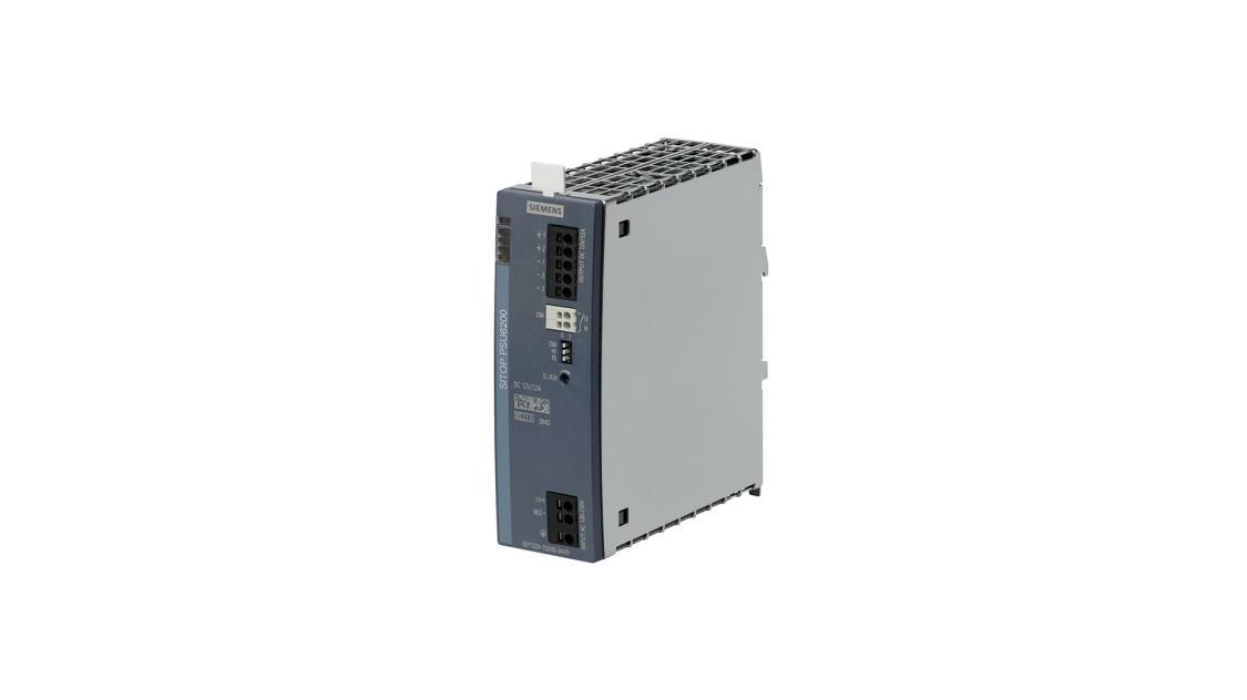SITOP PSU6200(単相、12 V DC/12 A)、6EP3324-7SB00-3AX0
