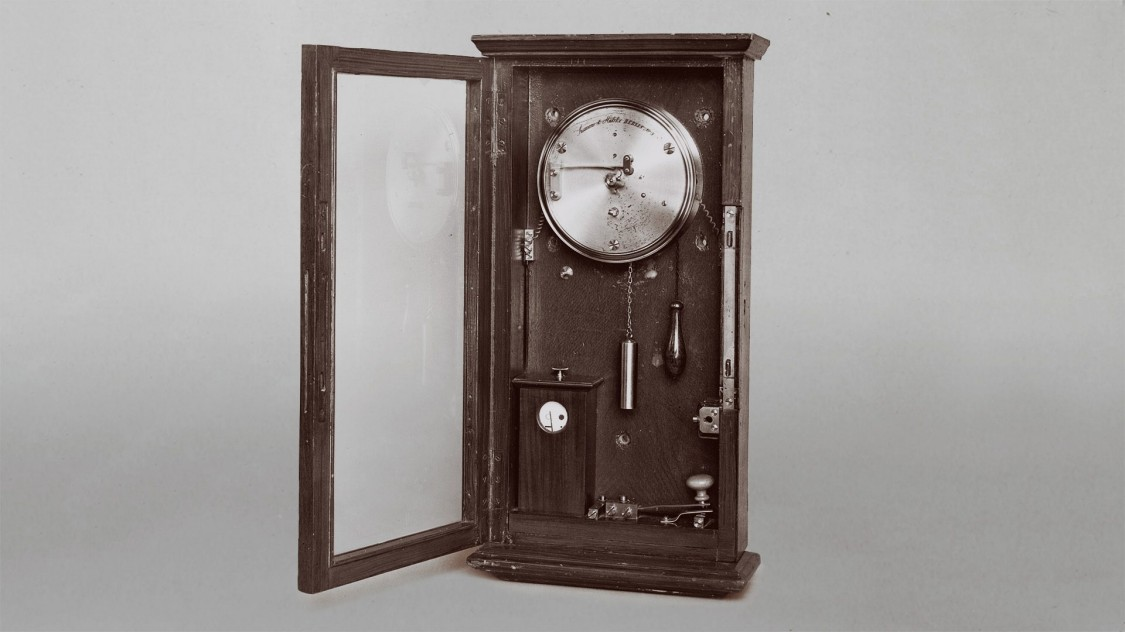 Пожежна сигналізація, 1851 рік