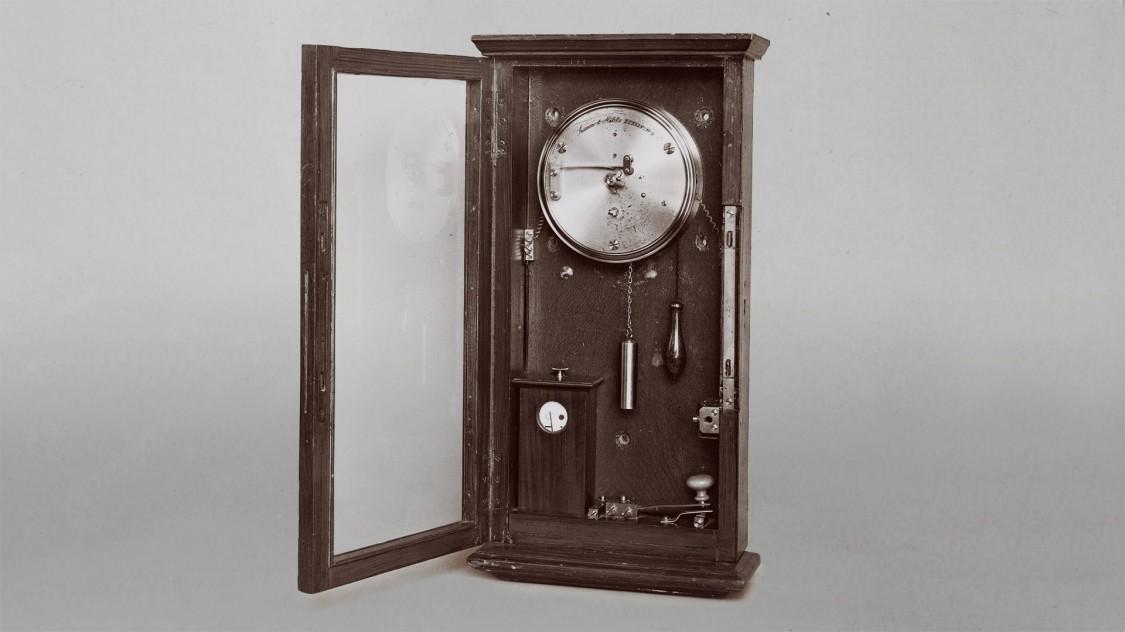 Пожарная сигнализация, 1851 год