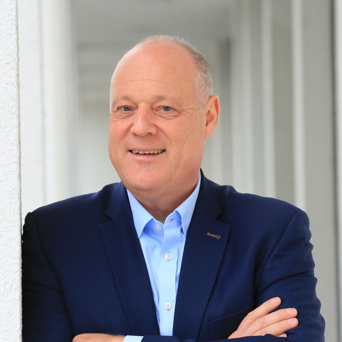 Eckard Eberle, CEO Process Automation