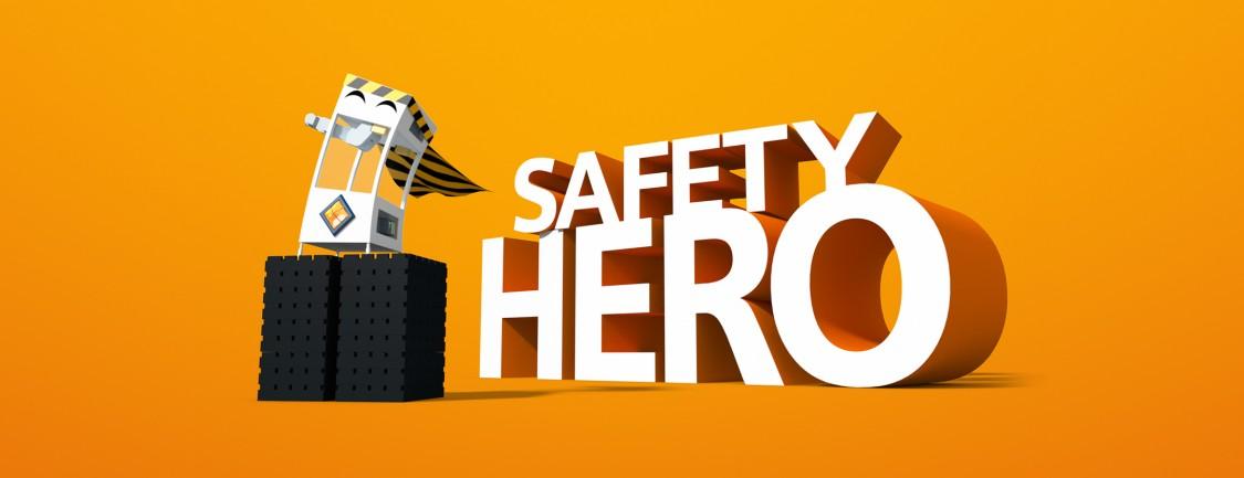 heroe de la seguridad