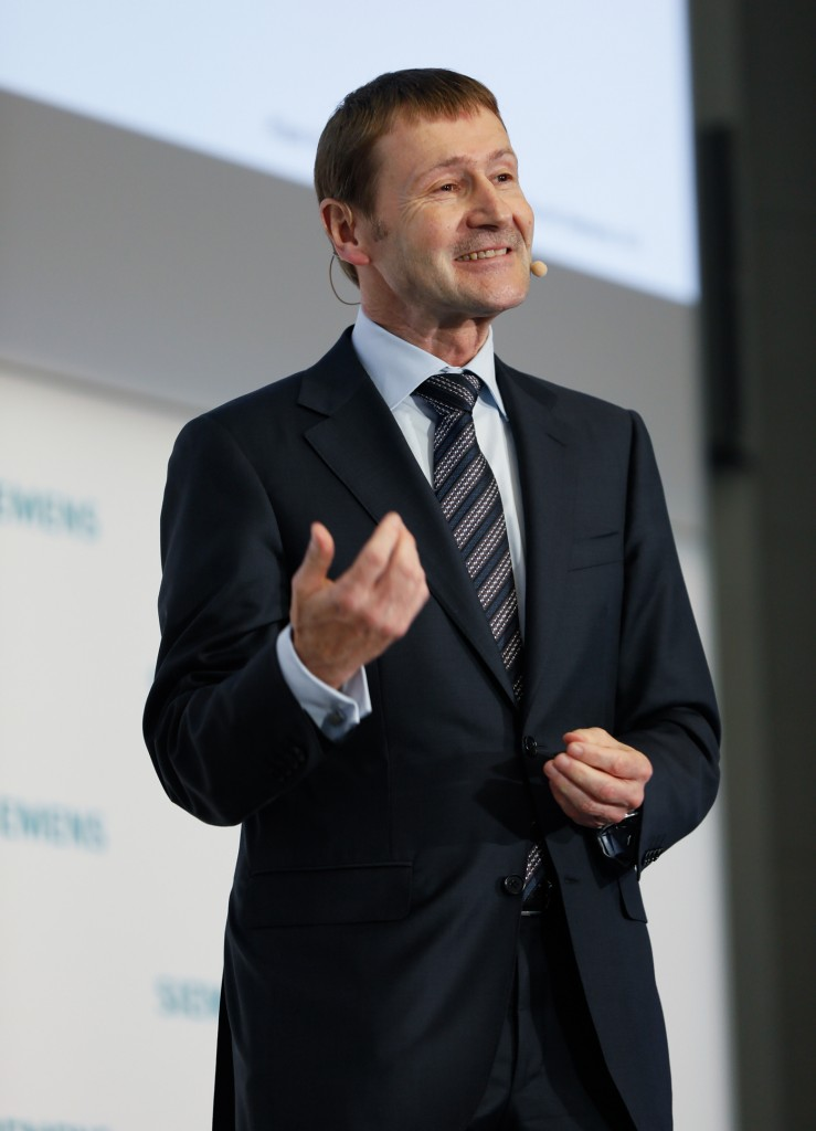 Siemens auf der Hannover Messe 2018