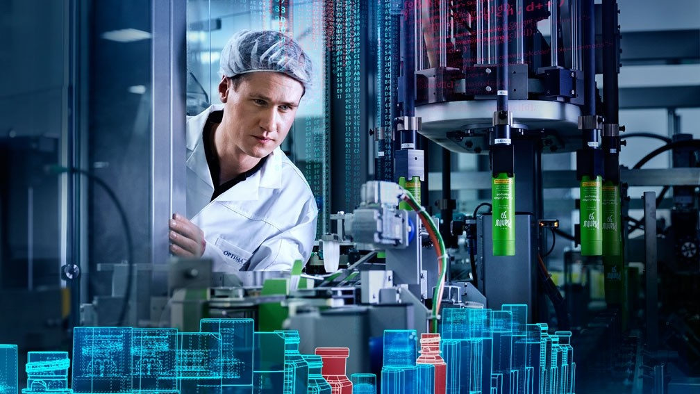 Manufacture different products on one single machine thanks to Siemens technology, enabling individual demands to be met