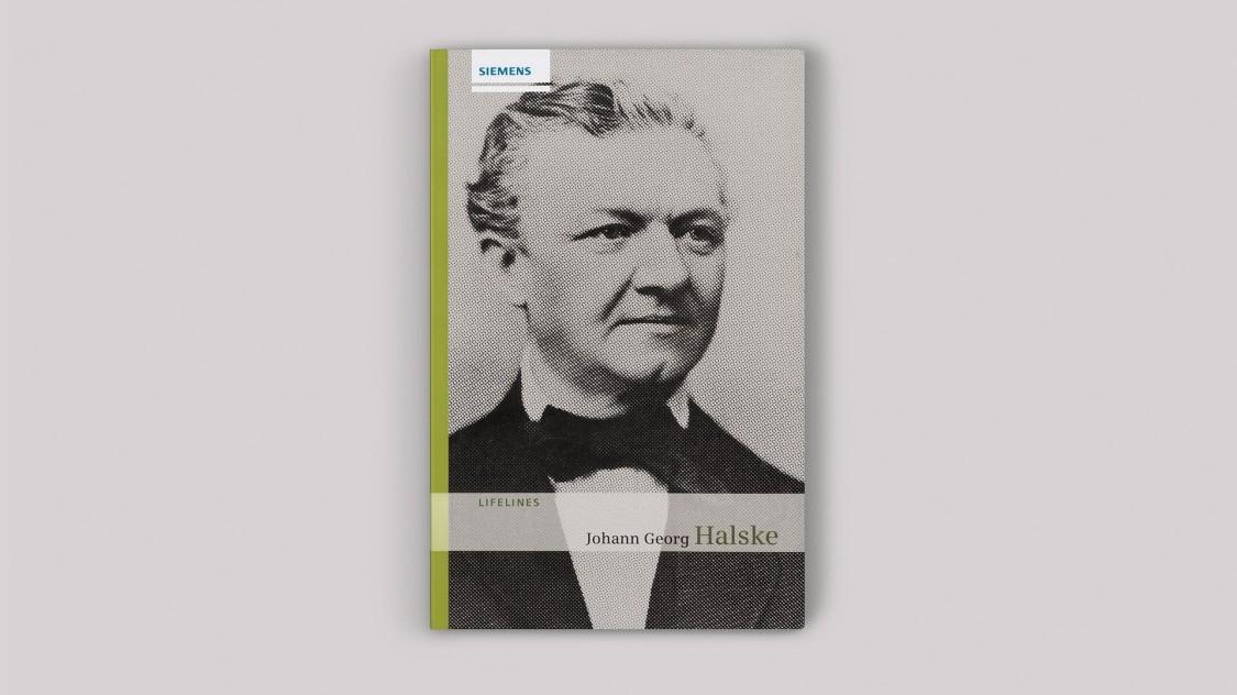 Johann Georg Halske, cover