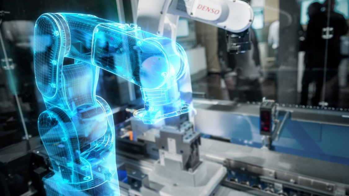 Robot integration in the TIA Portal