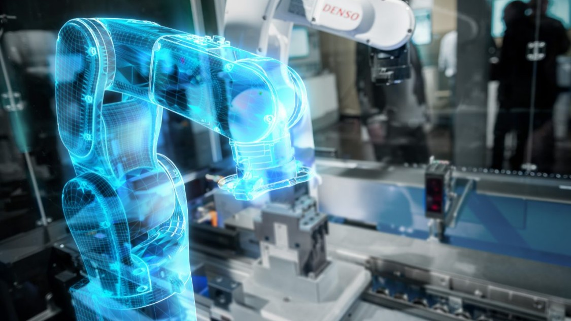 Solutions for Robotics   Machinery and Plant Construction