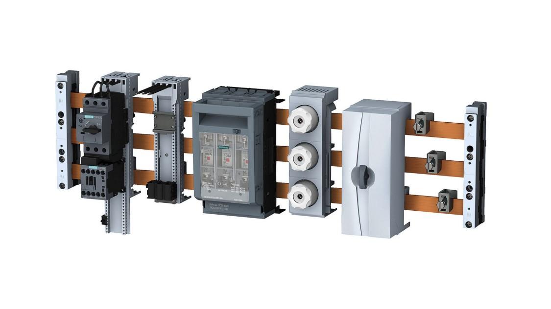 Компоненты для распределительных щитов линейки SENTRON