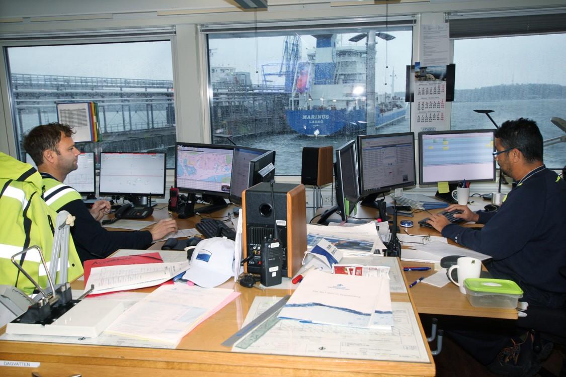 Göteborgs Hamn digitaliserar och effektiviserar