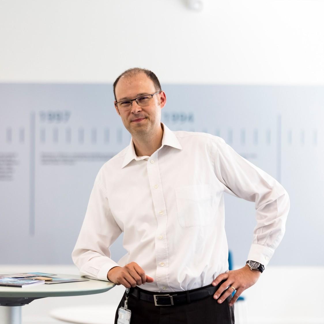 David-Alexandre Gava, Directeur Recrutement France-Belgique