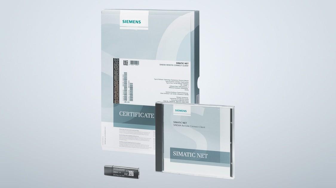 SOFTNET Security Client für eine gesicherte Datenübertagung von PC/PG zu Industrial Security Komponenten