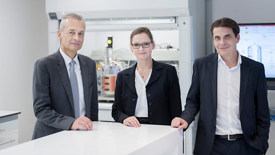 Bernhard Kienlein, Barbara Kavsek, Martin Ramharter
