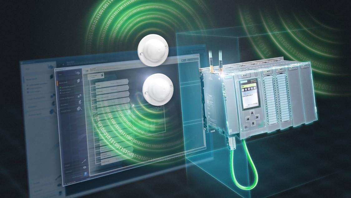 Produkty Siemens pro bezdrátovou průmyslovou komunikaci