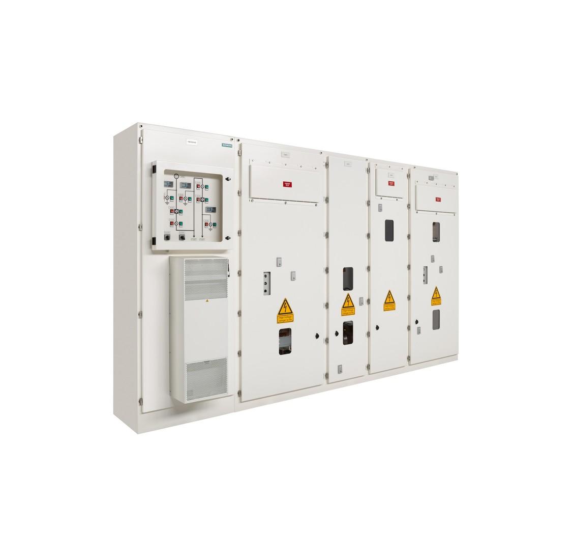 HIGS Generator switchgear HIGS GBS HIGS GCB Generator switchgear up to 72 kA Generator switchgear for power plant up to 70 MW HIGS Generatorschaltanlage Generatorschaltanlage bis zu 72 kA Generatorschaltanlage für Kraftwerke bis 70 MW