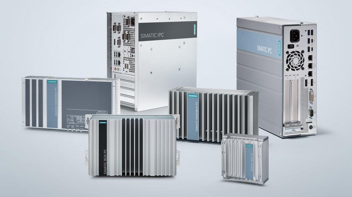 Вбудовувані комп'ютери SIMATIC