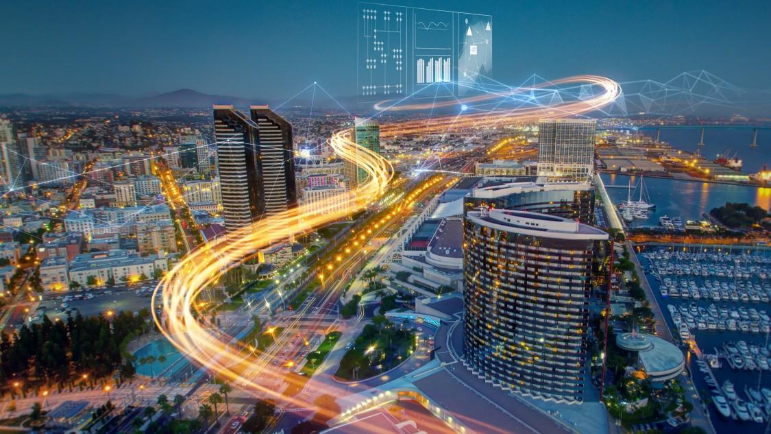 Paneldiscussie-webinar, digitale energiebedrijven