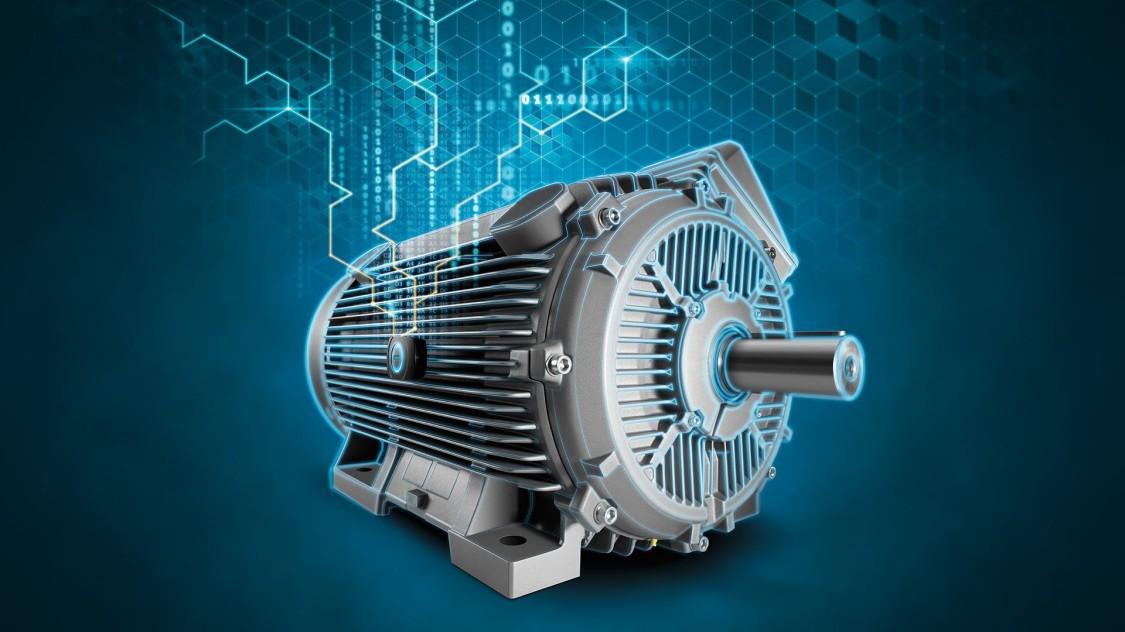 Siemens electric motor service