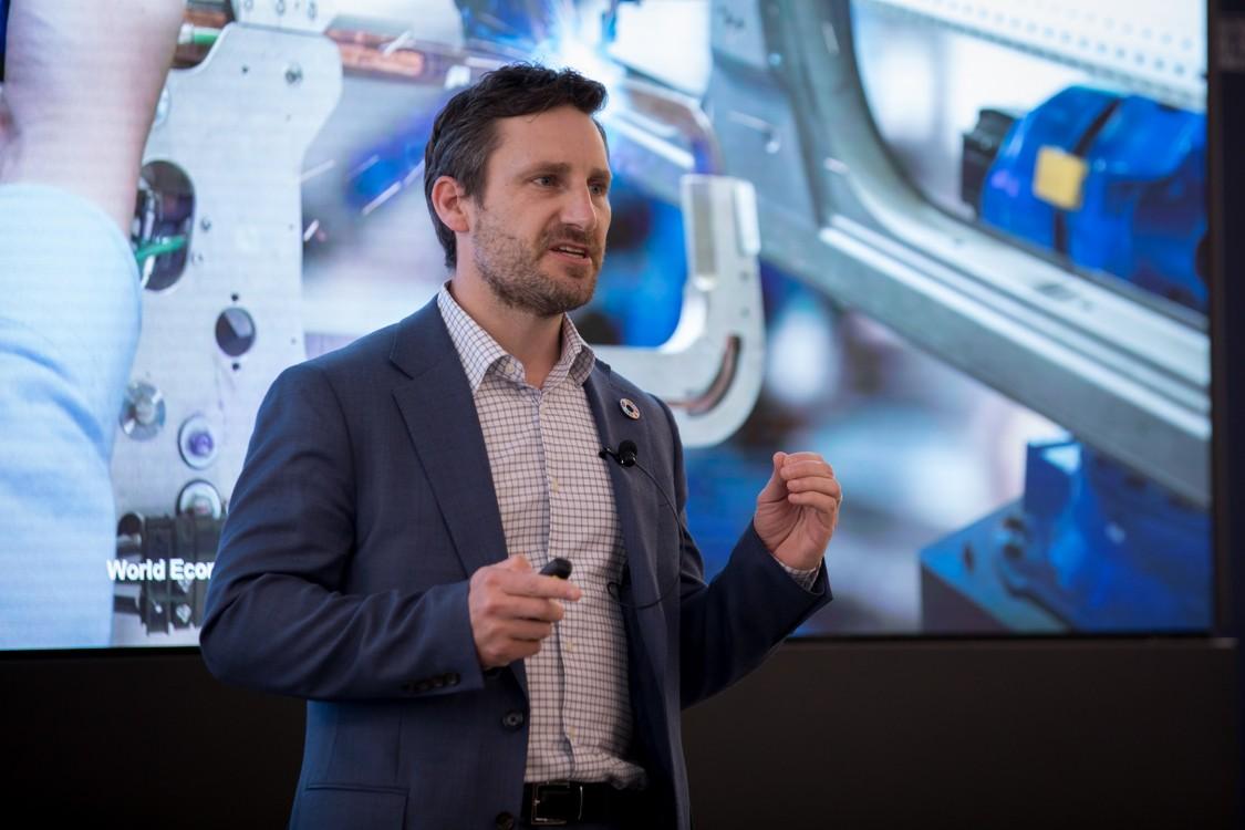 Jeff Merritt est convaincu que L'IoT va profondément bouleverser notre quotidien