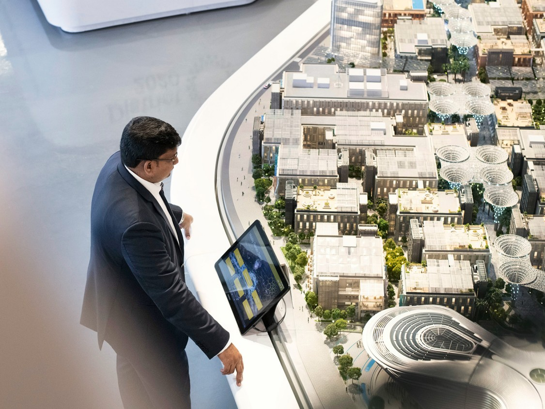 MindSphere Smart City App