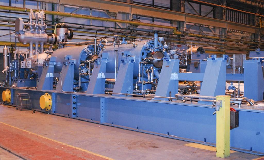 Abengoa ordert Siemens-Verdichterstrang fuer Erzeugung erneuerbarer Treibstoffe