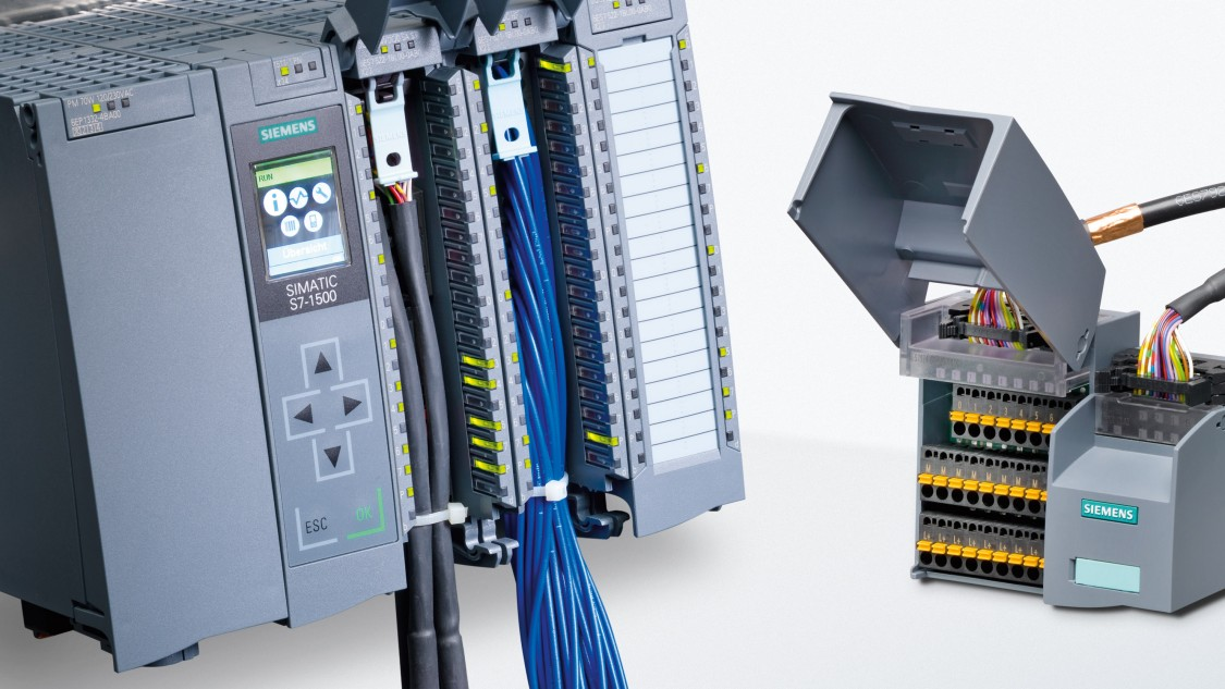 SIMATIC TOP connect – system cabling for SIMATIC S7