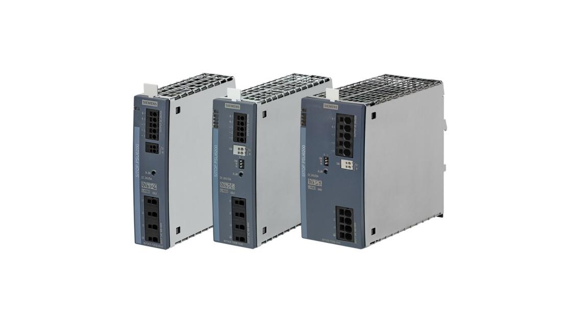 SITOP PSU6200, 3-phase, 24 V DC