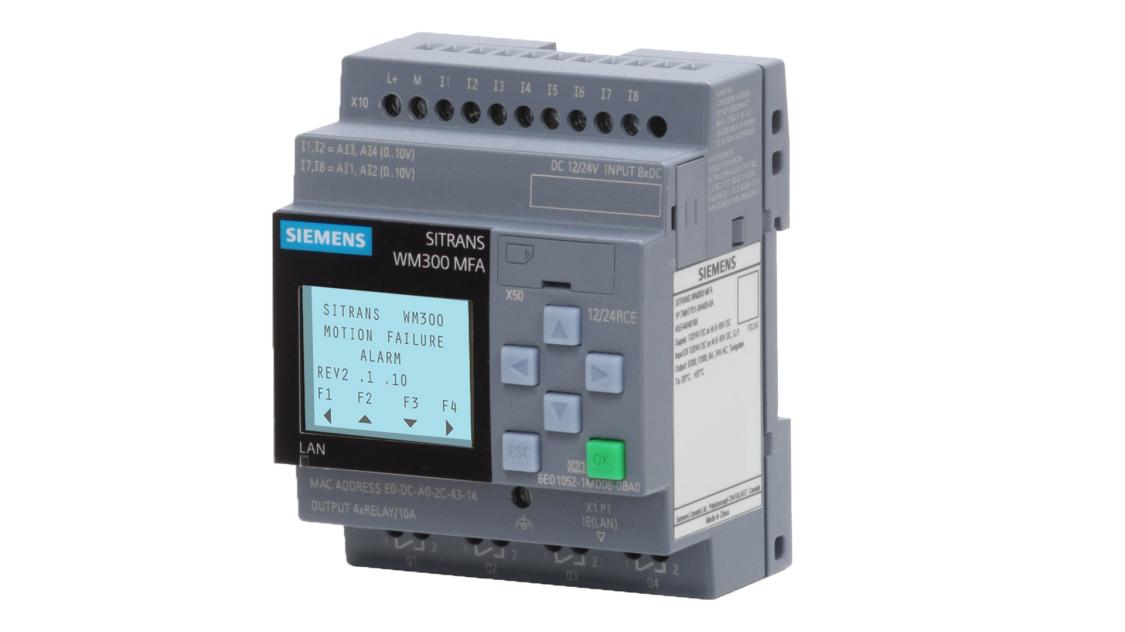 SITRANS WM300 Motion Sensor - USA