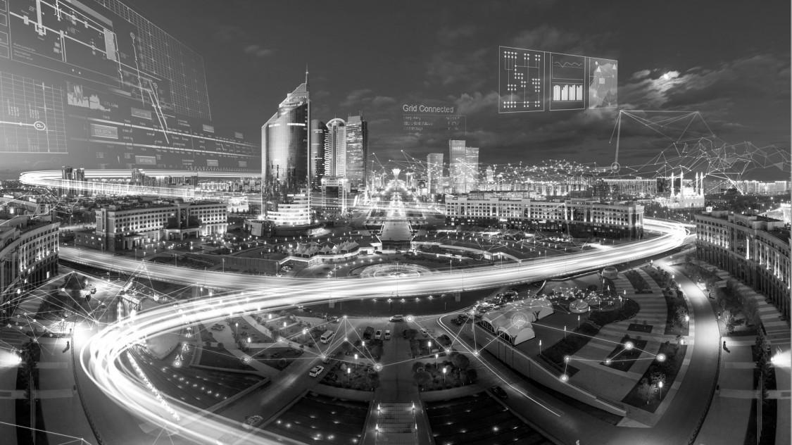 Astana city view