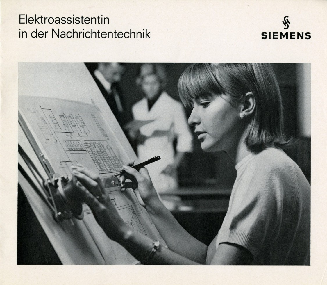 brochure cover, 1966