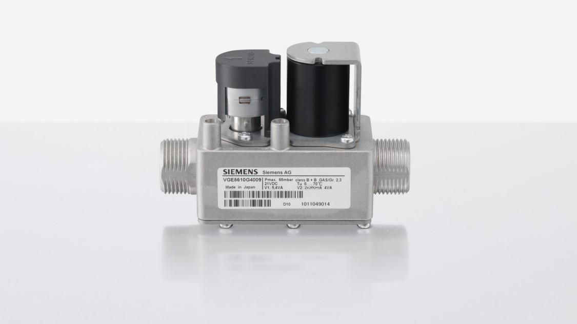 Gas ventil VGE